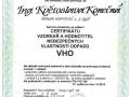 7.Certifikát Vzorkař a hodnotitel nebezpečných vlastností odpadů vydaný ČSJ (1 osoba)